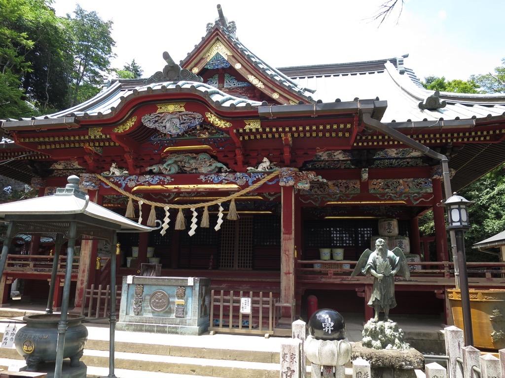山王院のお堂
