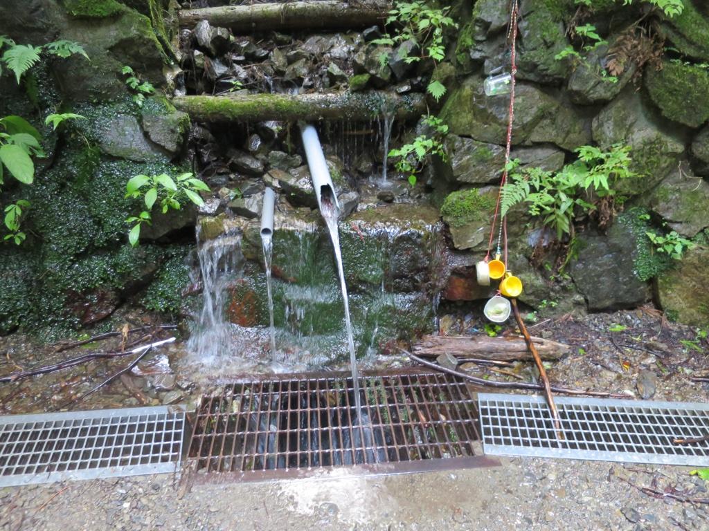 天然水が飲めるスポット