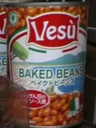 ベイクドビーンズ缶詰