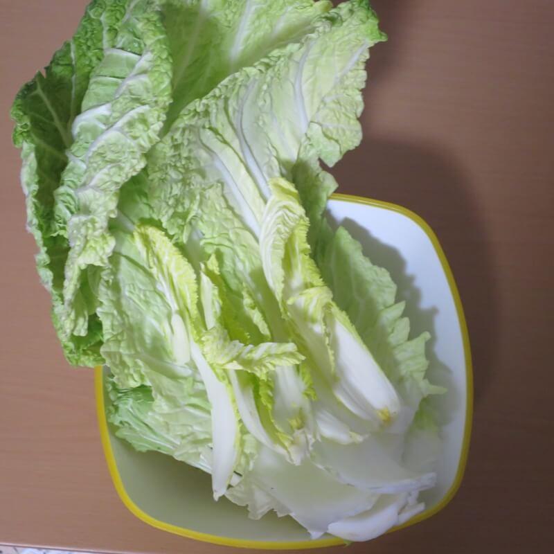 白菜500g